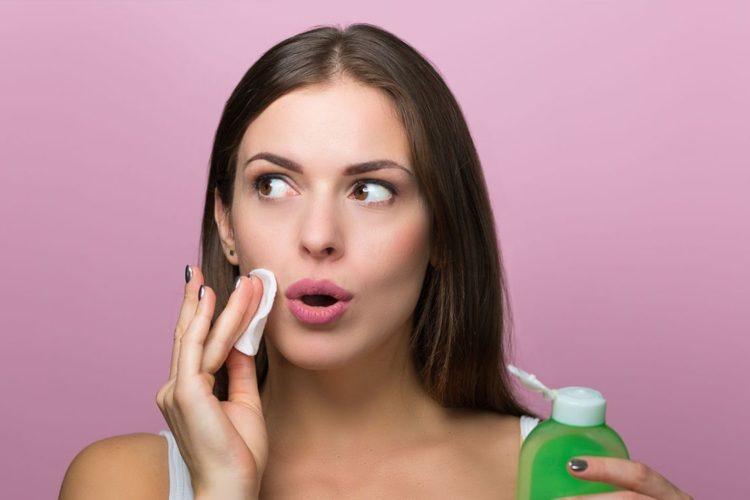 Золотые правила очищения кожи лица